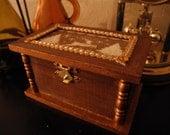 Christmas Wooden Box