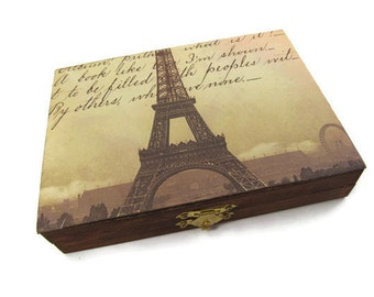 Parisian Jewelry Box