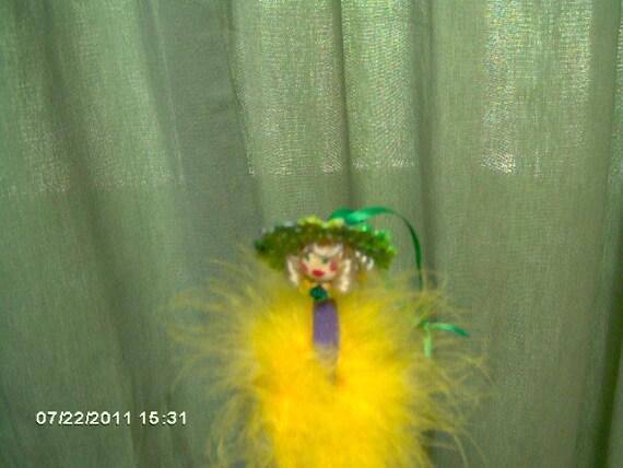 Okra Ornament, Mardi Gras H'Okra (TM) 2