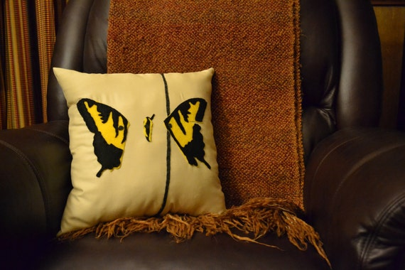 Paramore Brand New Eyes Pillow