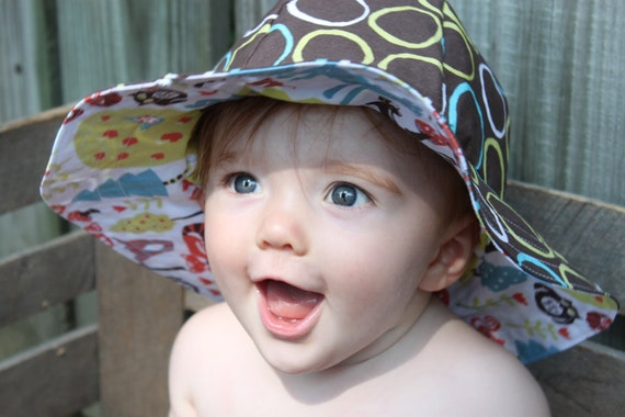 Organic Sun Hat--Reserved for Grace