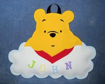 Winnie the Pooh Door Hanger