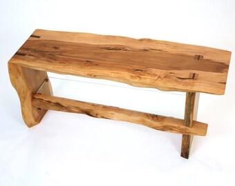 Apple Wood Stand