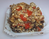 14 Why Weight Gluten Free Vegan Diet Brownie Bars Acai Berry,  Mangosteen, and Goji Berries