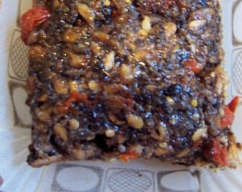 24 Weight Loss Gluten Free Vegan Diet Bars Acai Berry,  Brindle Berry, and Goji Berries -  Munch one a day - as needed
