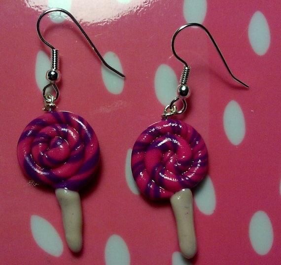 Swirled Lollipops