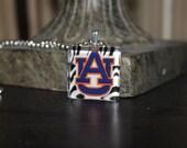 Auburn Tigers Pendant