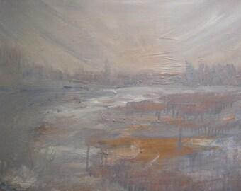 Cefyn Sidan, Pembrey Estuary.