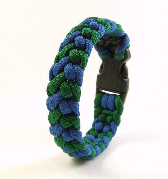 paracord snake belly bar bracelet custom by tacticalsquirrel