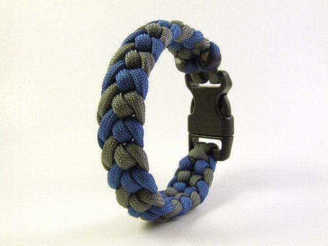 paracord bracelet custom snake belly bar