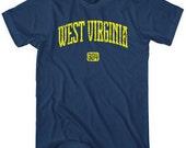 West Virginia 304 T-shirt - Men and Unisex - WV Tee - XS S M L XL 2x 3x 4x - 4 Colors