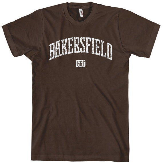 Bakersfield 661 T Shirt Men And Unisex Xs S M L Xl 2x 3x