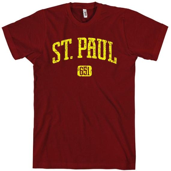 st paul 651 t shirt men and unisex xs s m l xl 2x 3x 4x