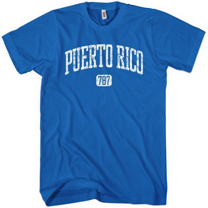 Puerto rico 787 t shirt men and unisex xs s m l xl 2x 3x for T shirt outlet bakersfield ca