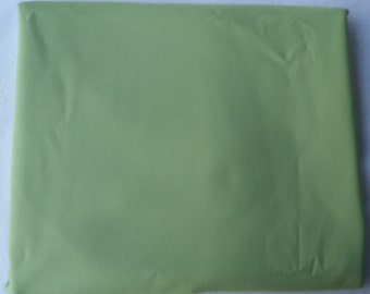 Solid Color Tarragon  Baby Toddler Bed Fitted Sheet Green