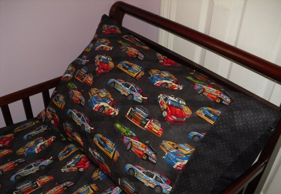 Car Baby Toddler Bed Fitted Sheet With Standard Pillowcase
