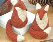 Findlay the Fox Paperweight