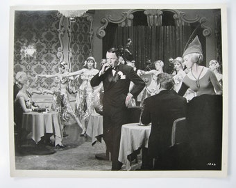 """Frank Sinatra  """"Robin and the 7 Hoods"""" 1963 Rat Pack classic original 11 by 14 photographer's proof production still"""