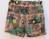 John Deere Tractor Shorts