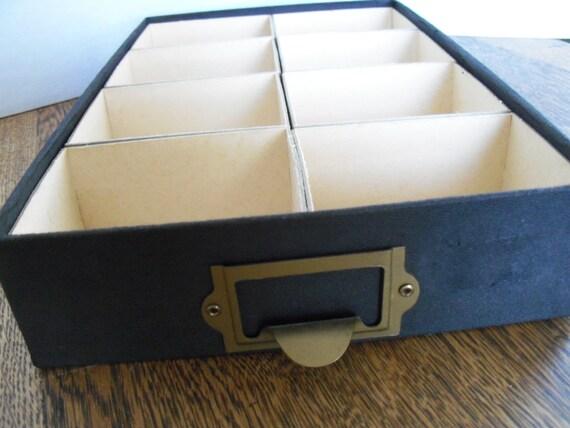 Industrial Office File Drawer - Cardboard File Drawer Organization Storage