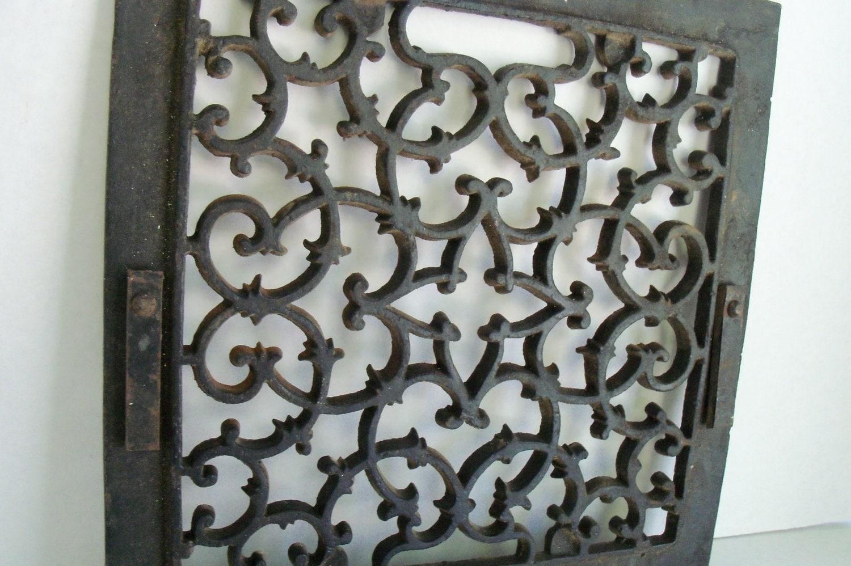 Decorative Metal Grates Cast Iron Grate Industrial Metal Decorative Architectural