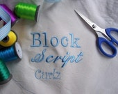 Personalize your item with Name or Initial