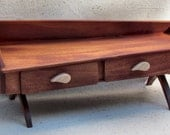 Handmade Wooden Jewelry Furniture The Credenza