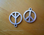 Peace Sign charms, Charity
