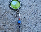 Bottlecaps and Charms keychains (assorted variety available)