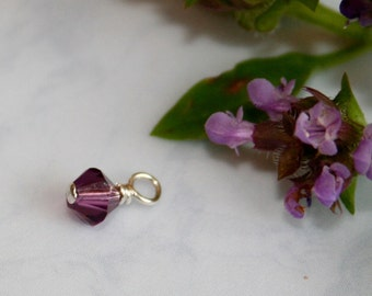 Additional Birthstone Dangle Charm