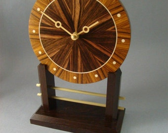 Contemporary Mantle Clock LMC-6  Free Shipping.