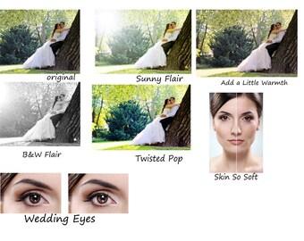 Photoshop Wedding Actions