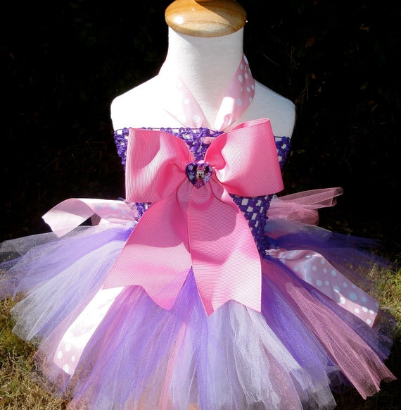 Custom listing for Rohan,Little Miss Minnie mouse tutu dress perfect for birthday parties,Halloween or dress up.