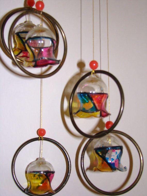 Wind Chimes / Stained Glass