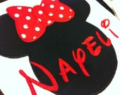 Minnie Mouse Shirt - Personalized