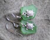 Sea Glass Sea Turtles