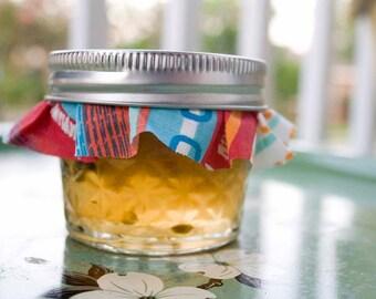 Chunky Peach - Jalepeno Pepper Jelly - 8oz