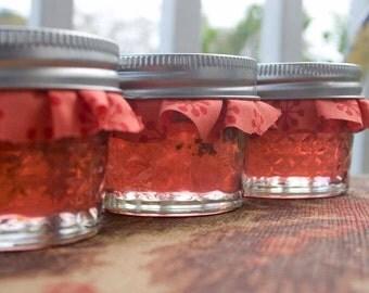 Homemade Cranberry Jalapeno Pepper Jelly