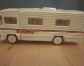 Winnebago Motor Home AVON Collectable Vintage Glass Shipping Included