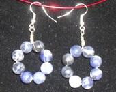 The Blues Earrings was 7.00 NOW 1.00 SALE