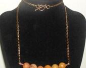 Copper Bar Necklace PIF