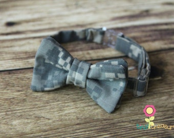 Army- USMC- US Navy- Air Force - Bow tie