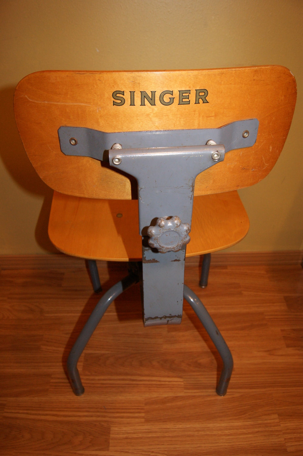 Vintage Singer Sewing Chair Sale