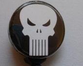 Punisher Badge Clippy
