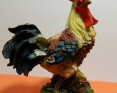 Vintage Rooster Figurine- K's Collection