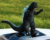 Godzilla Hand Painted Toy