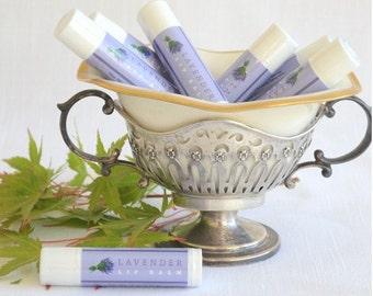 Lavender Natural Lip Balm,  Lip Balm, Natural Lip Balm, Olive Oil Lip Balm, Handmade Lip Balm