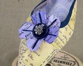 Paper Shoe Sculpture - Maria