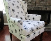 Items Similar To Accent Chair Gypsy On Etsy