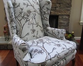Accent Chair - Dovetales